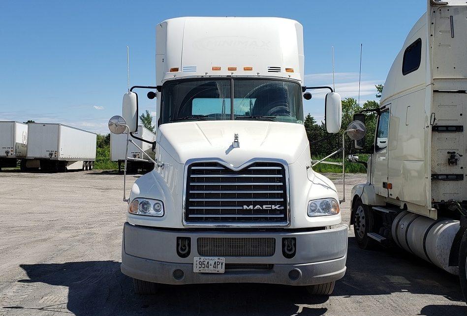 2012 Mack CXU - 023489 - 1