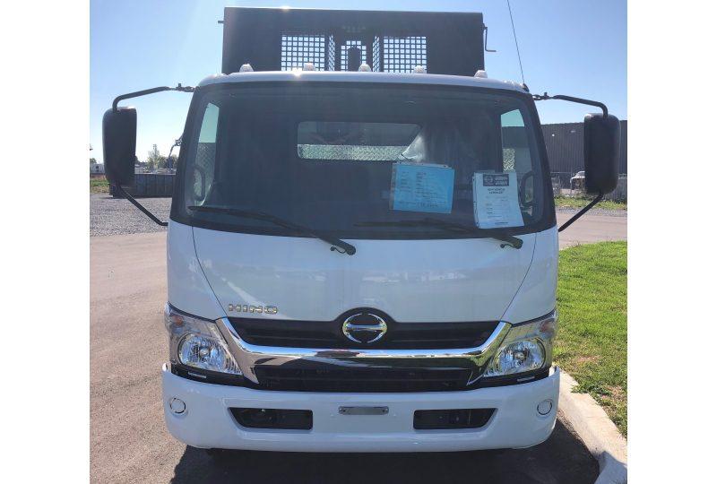 2019 Hino 195D 161 Wheelbase Featuring Dump box - CN6792 - 1