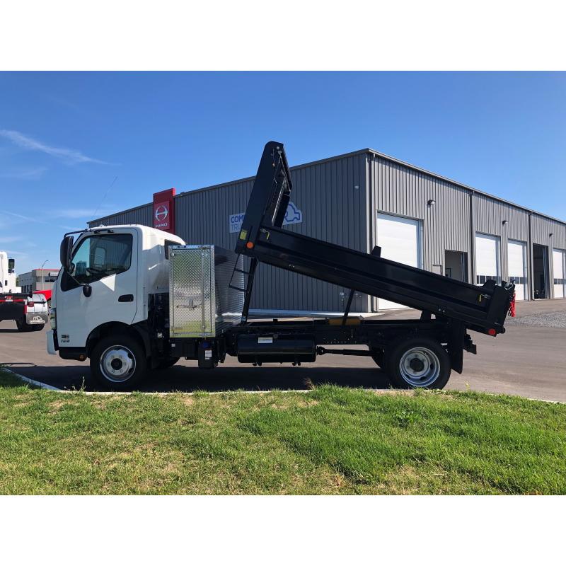 2019 Hino 195D 161 Wheelbase Featuring Dump box - CN6792 - 3