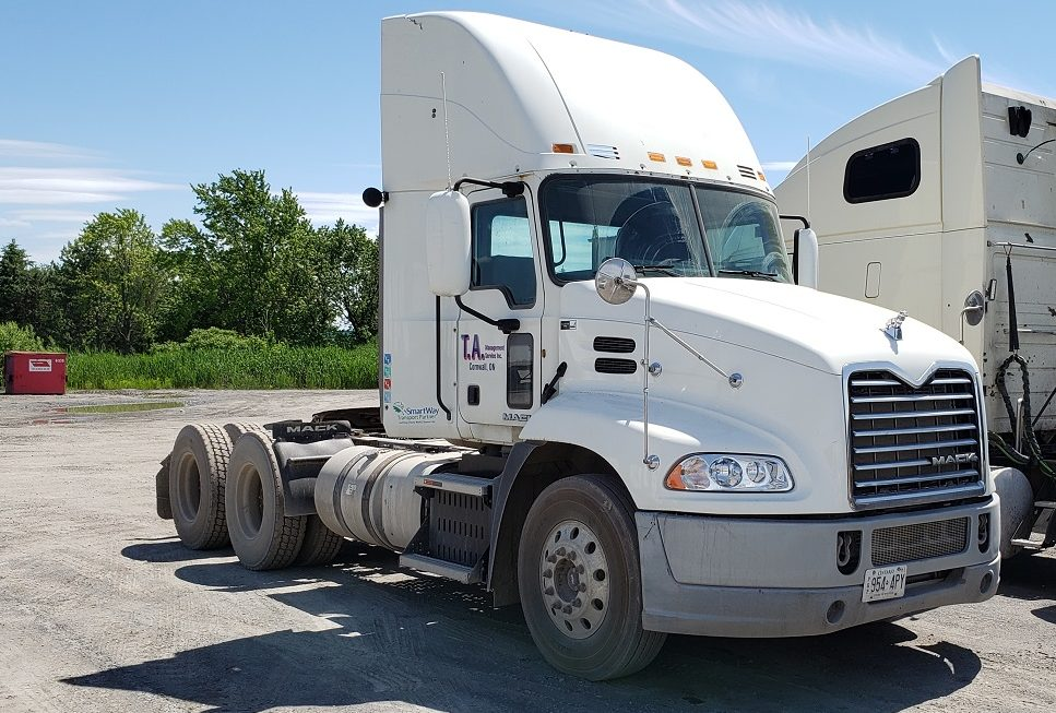 2012 Mack CXU - 023489 - 0
